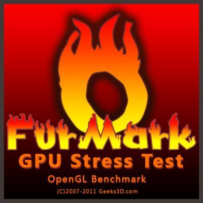 Furmark Stress Test   HardTech
